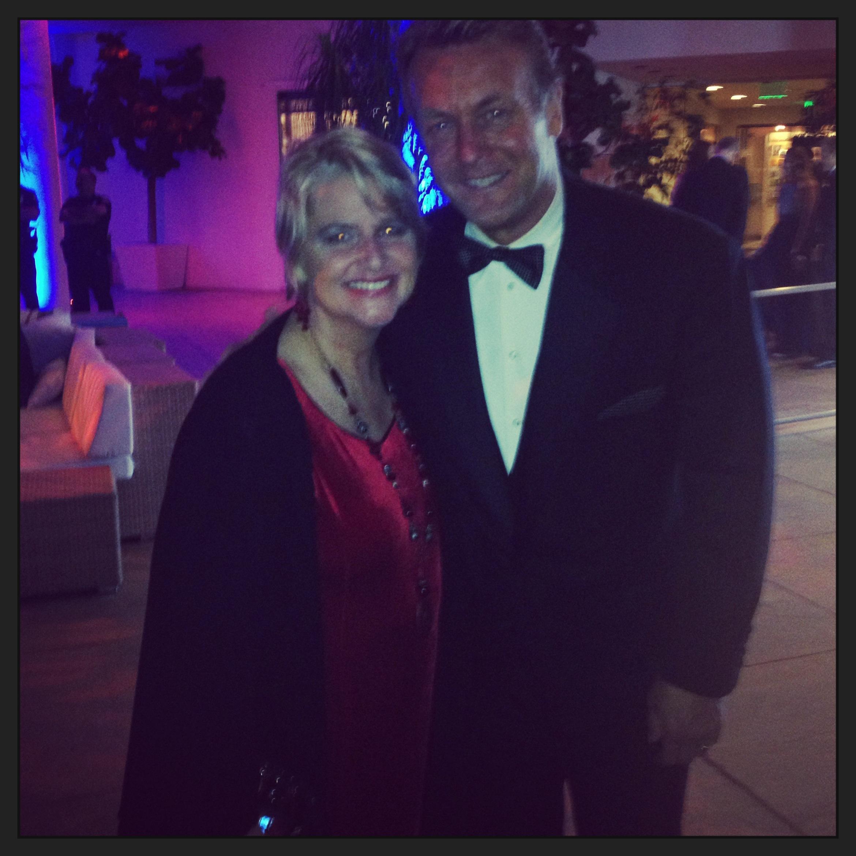Doug Davidson and Cindy Fisher