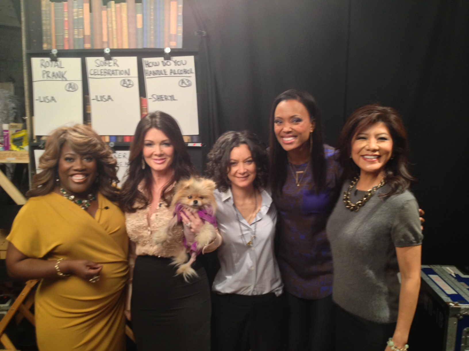 The Ladies & Lisa Vanderpump