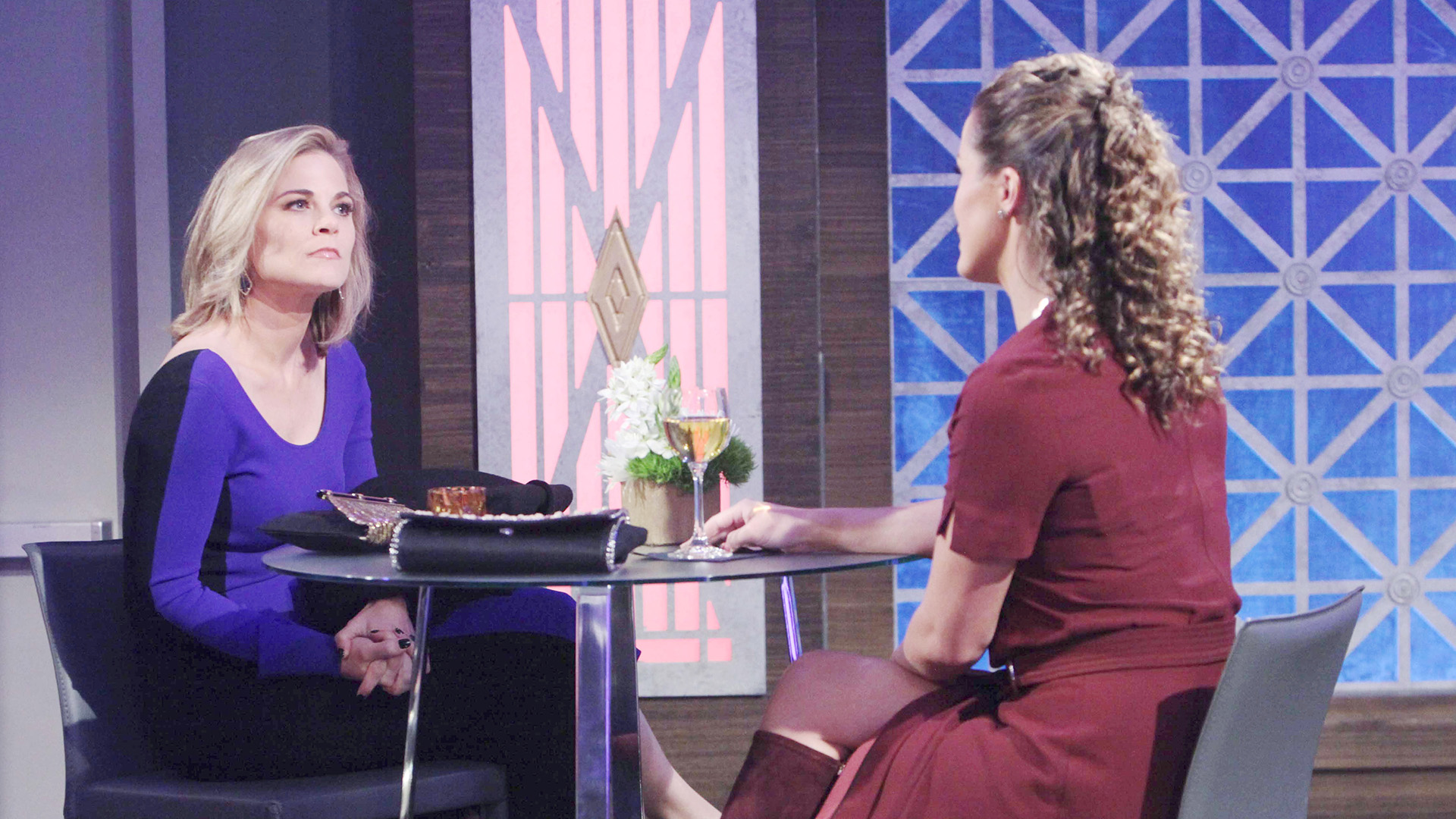Phyllis and Chelsea's game of cat and mouse heats up!
