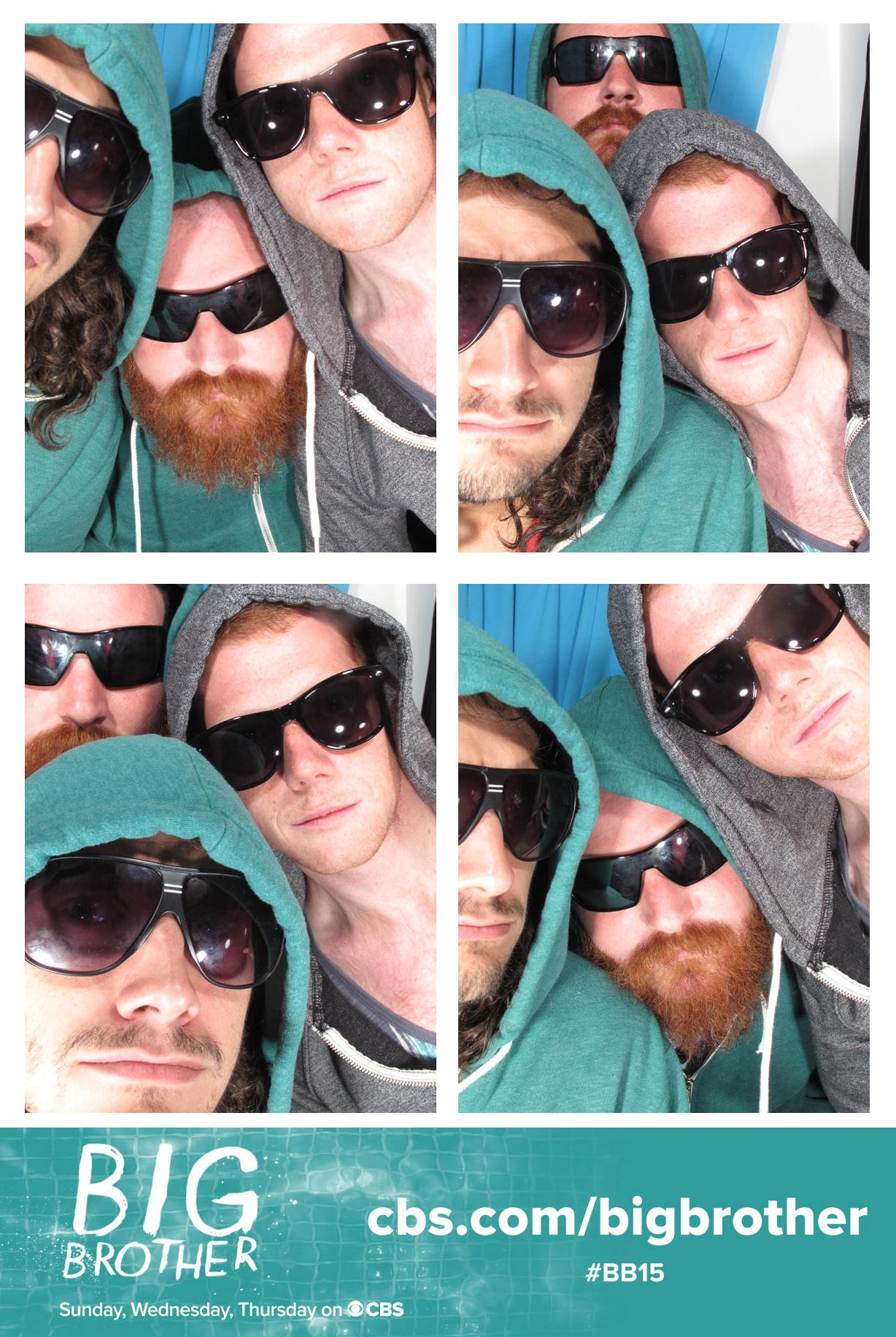 McCrae, Spencer and Andy