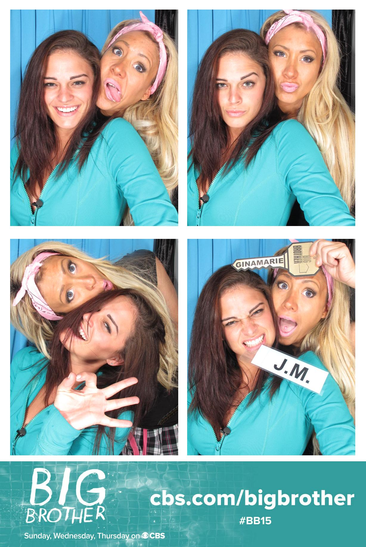 Kaitlin and GinaMarie