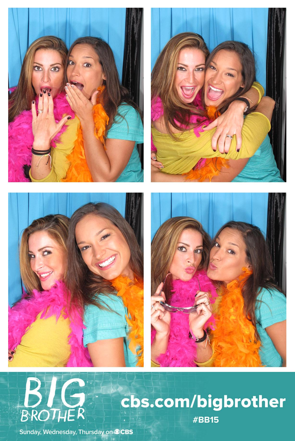 Elissa and Jessie