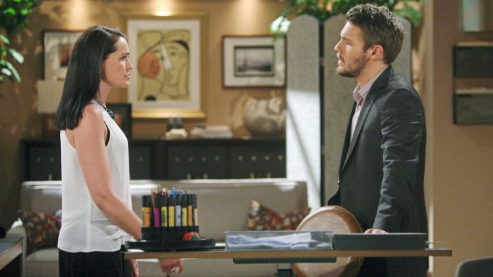 Will Liam and Quinn find themselves in a face-off?