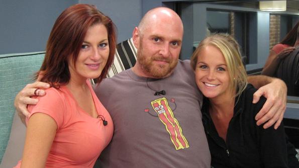Rachel, Adam and Jordan