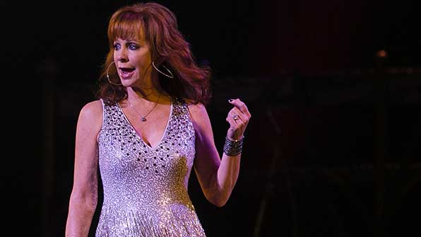Reba holds the record for the most Female Vocalist of the Year wins at seven.