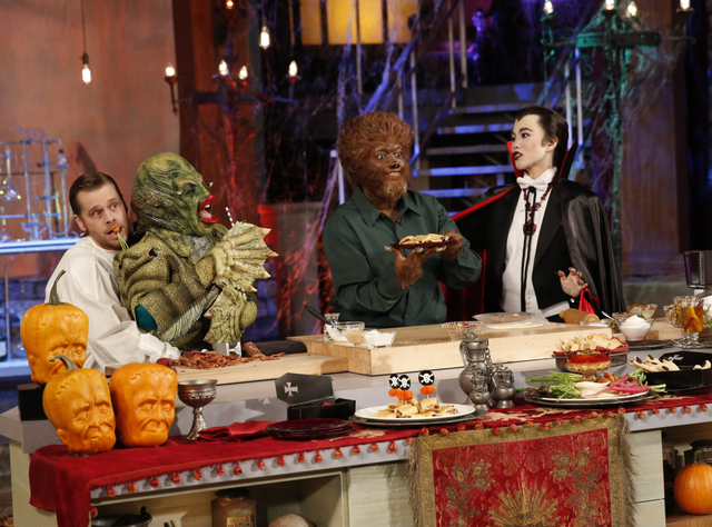 The Talk Halloween Special 2014