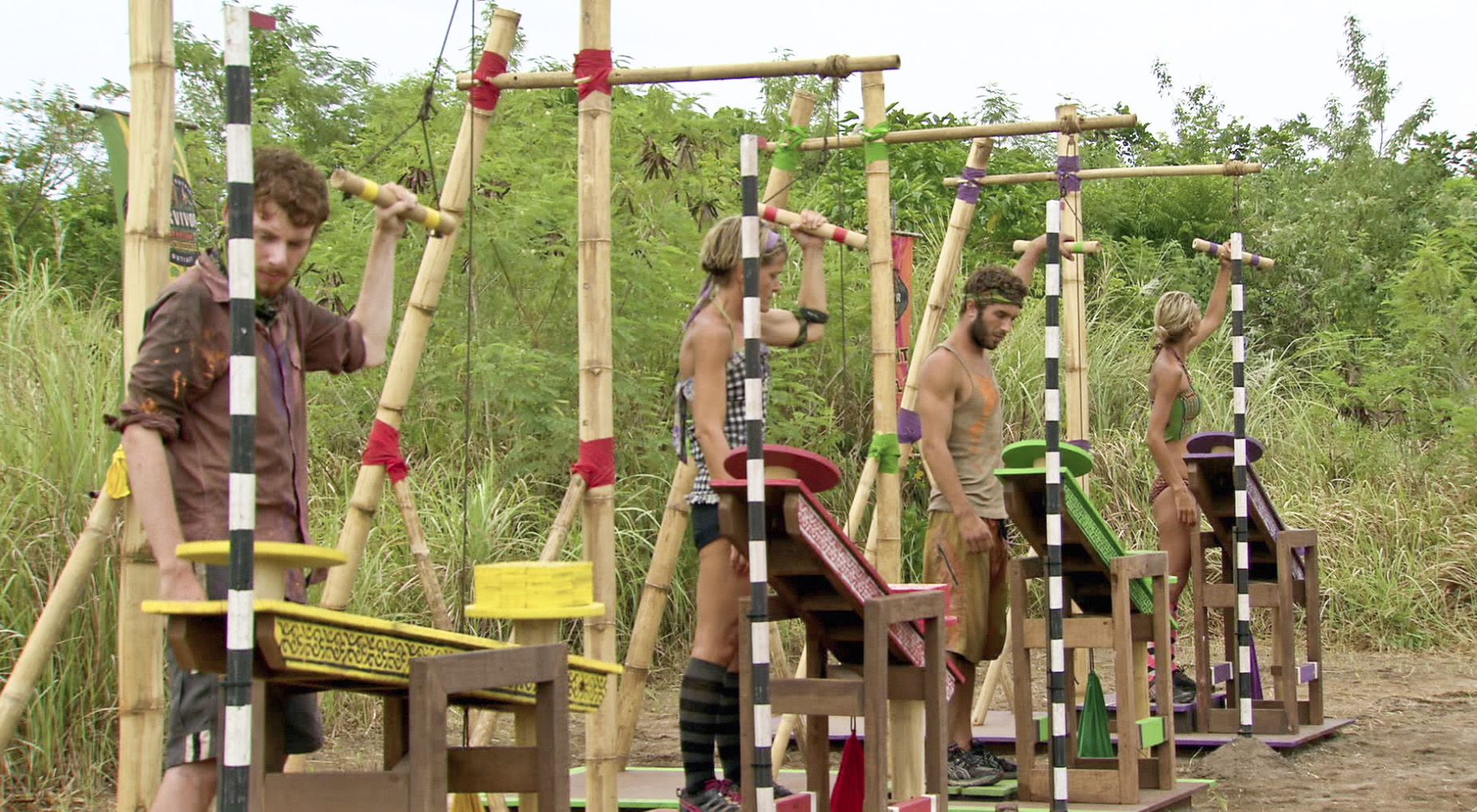 Competition in the Season 26 Finale