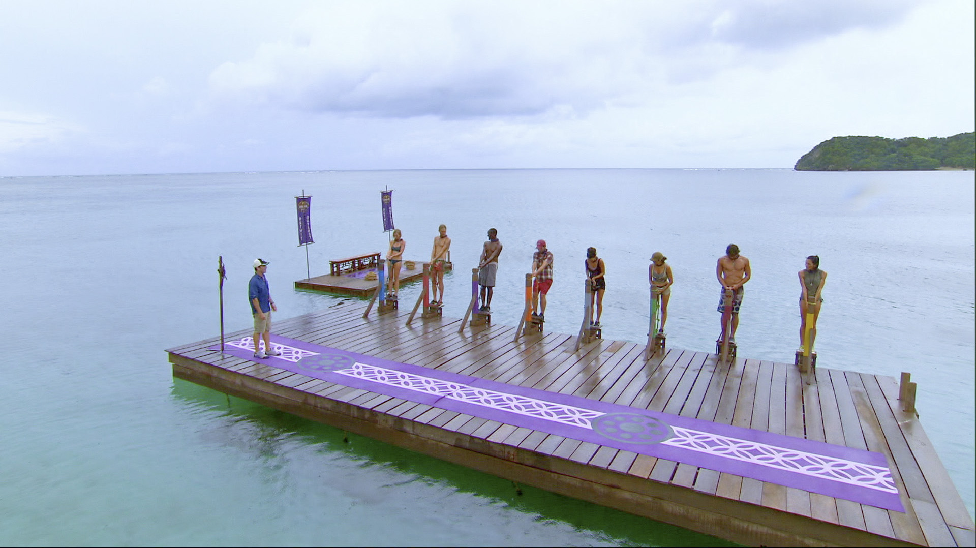 Challenge Competition in Season 27 Episode 10