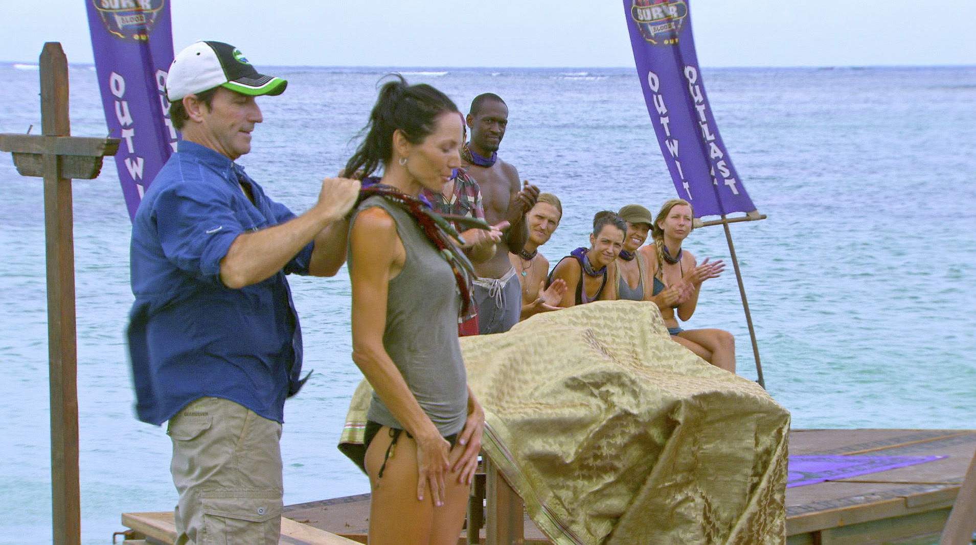 Monica wins immunity in Season 27 Episode 10