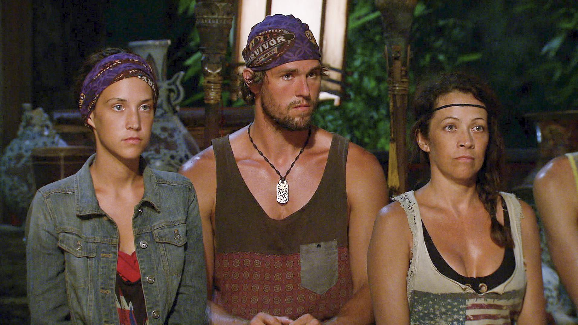 Ciera, Hayden and Laura in Season 27 Episode 10