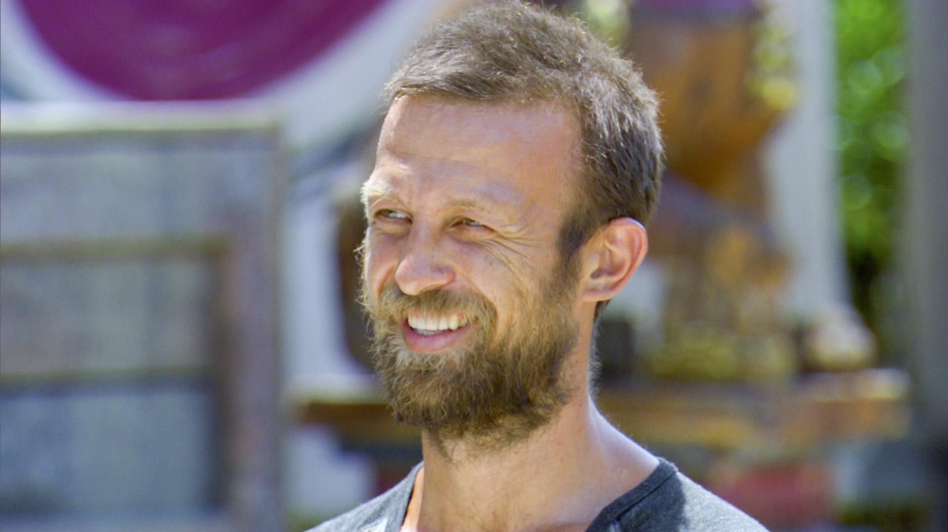 Vytas in Season 27 Episode 11