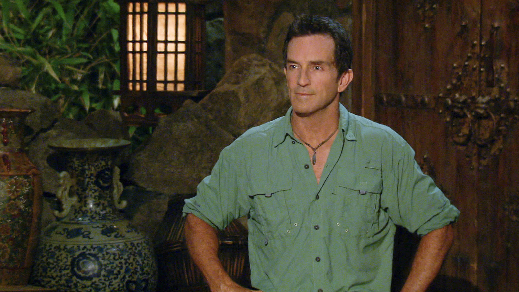 jeff Probst in Season 27 Episode 12