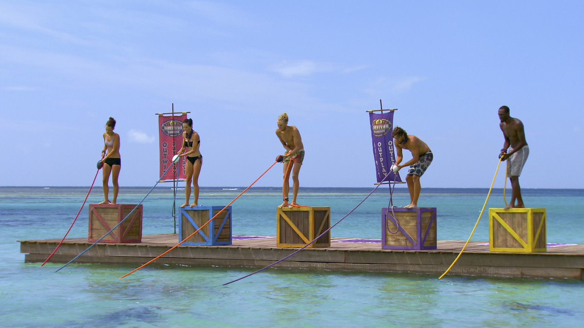 Immunity Challenge in Season 27 Episode 13