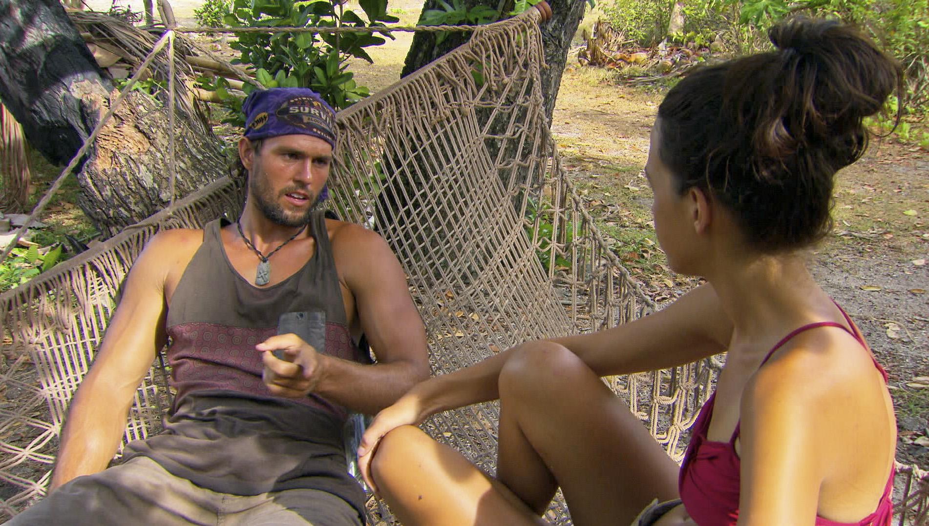 Hayden and Ciera in Season 27 Episode 13