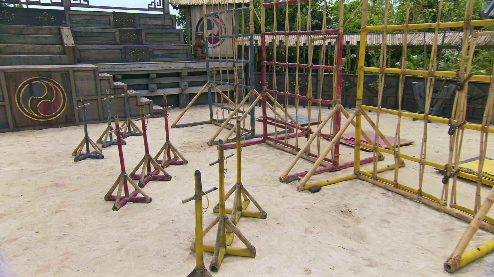 Challenge Setup in Season 27 Episode 13