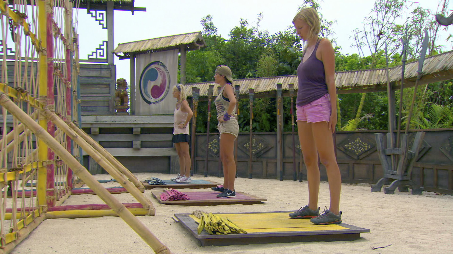 Redemption Island Duel in Season 27 Episode 13