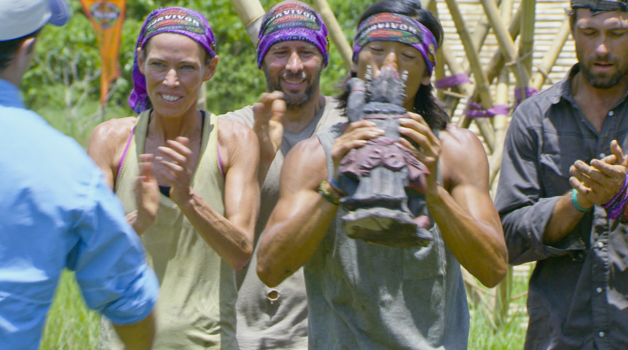 Immunity win in Season 28 Episode 5