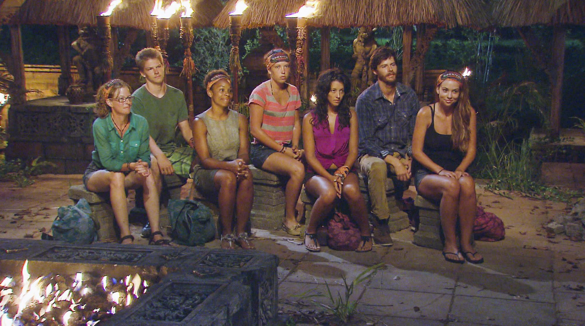 Aparri tribe in Season 28 Episode 5