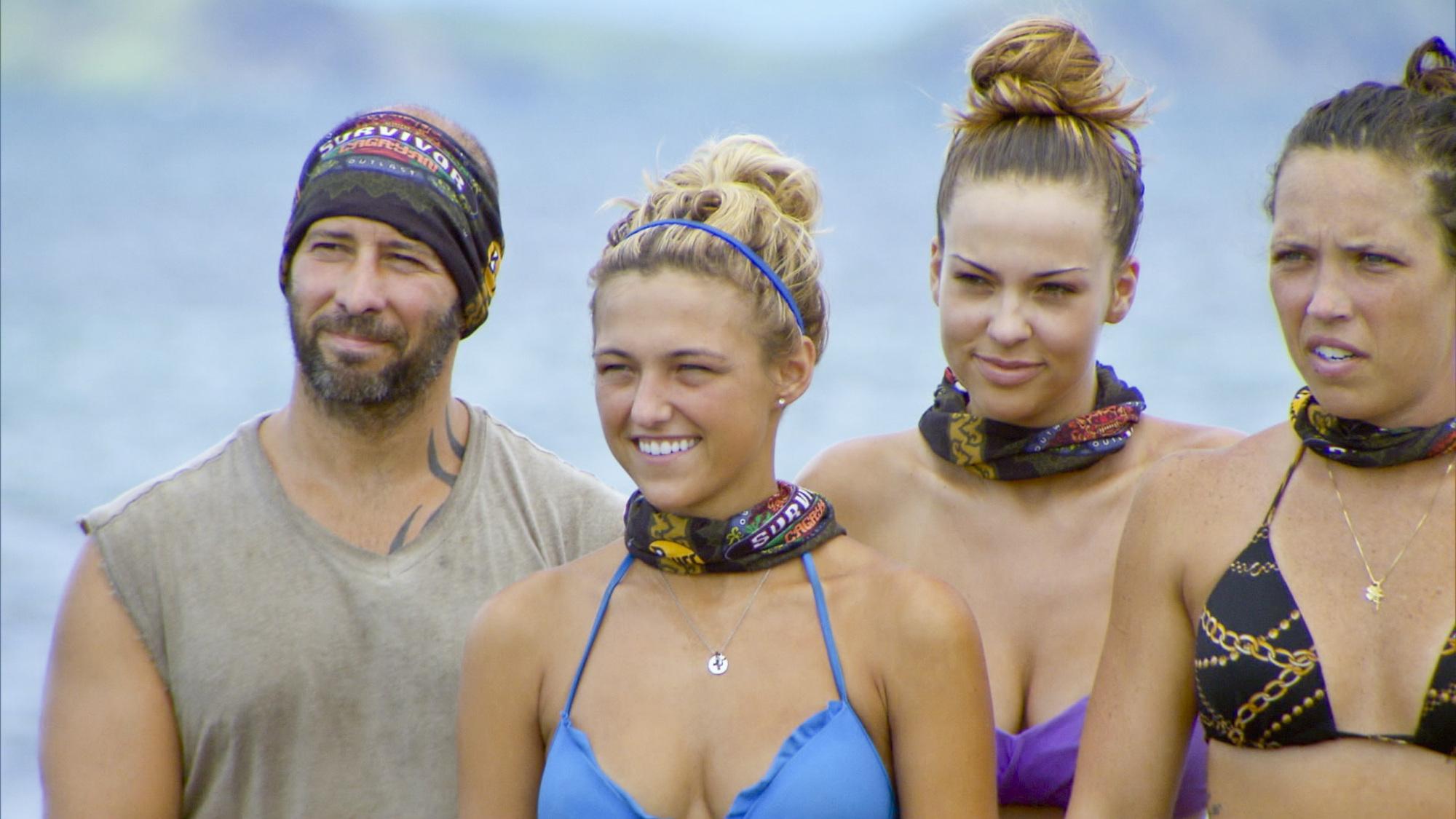 Tony, Jefra, Morgan and Sarah in Season 28 Episode 6