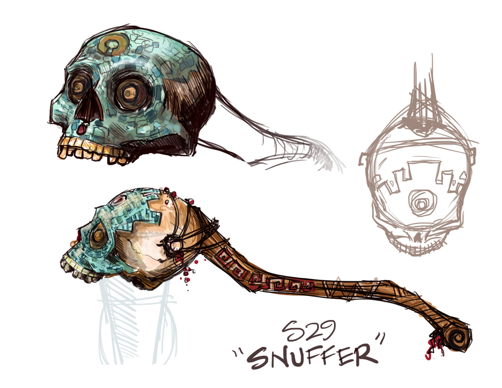 Season 29 Snuffer Blueprint
