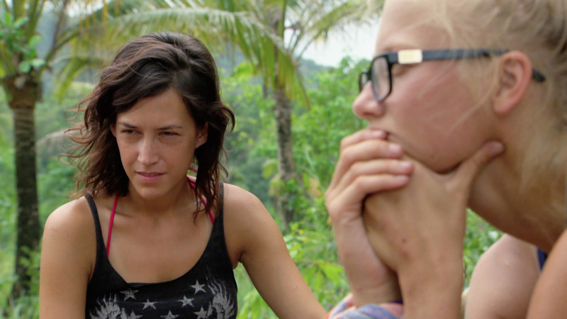 7. Was your relationship with Kelley and Abi authentic, or was it more of a strategic play?