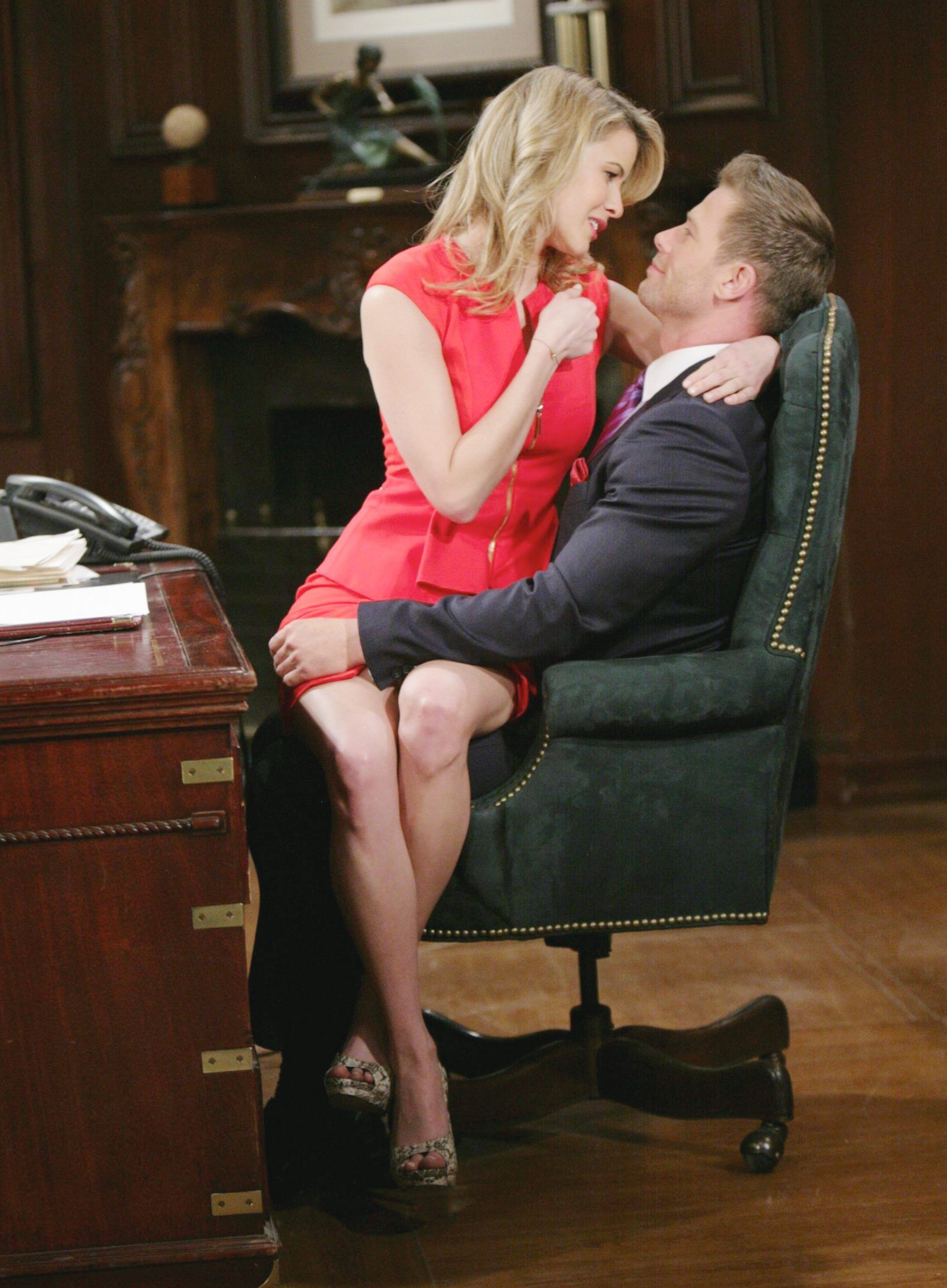 B&B's Caroline and Rick
