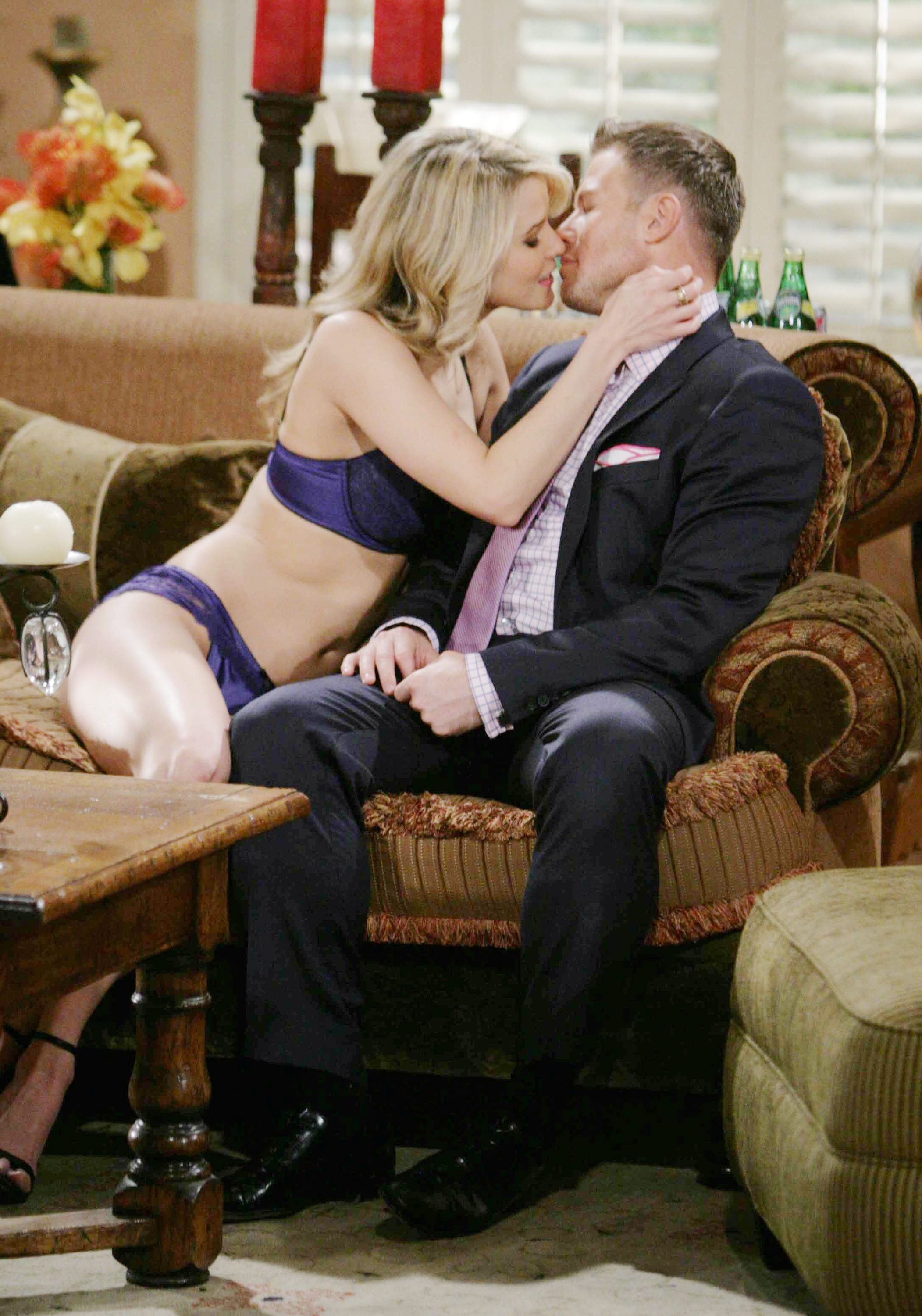 B&B's Rick and Caroline