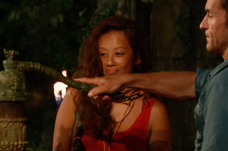 8. What does Survivor mean to you?