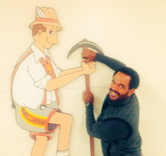 Staying strong with Kristoff St. John