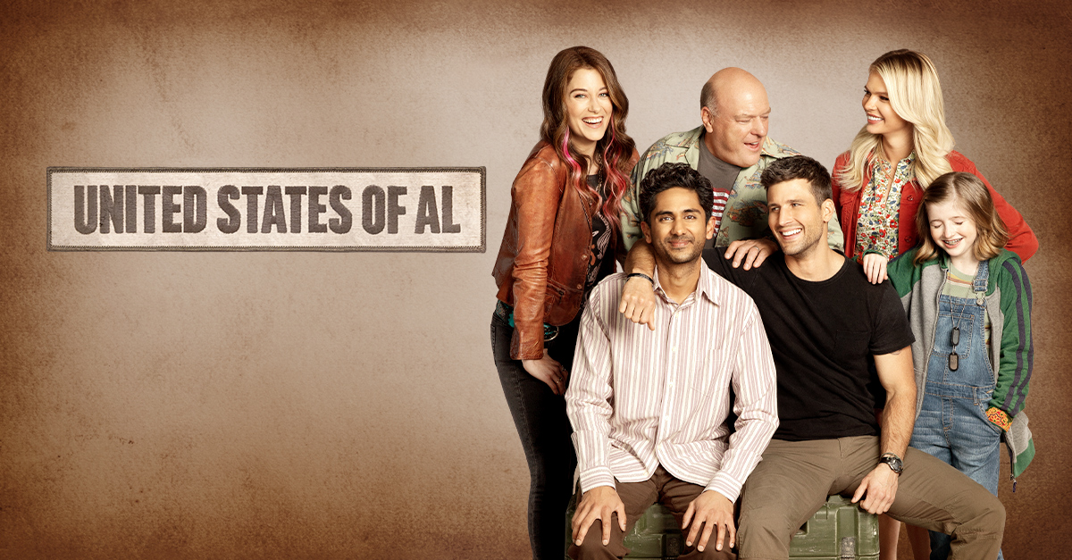 United States of Al (Official Site) Watch on CBS