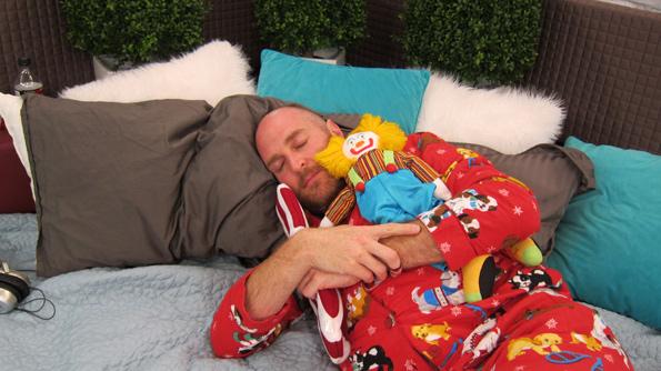 Adam Sleeps