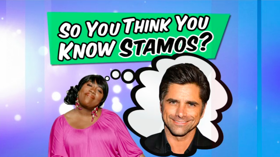 So You Think You Know Stamos?