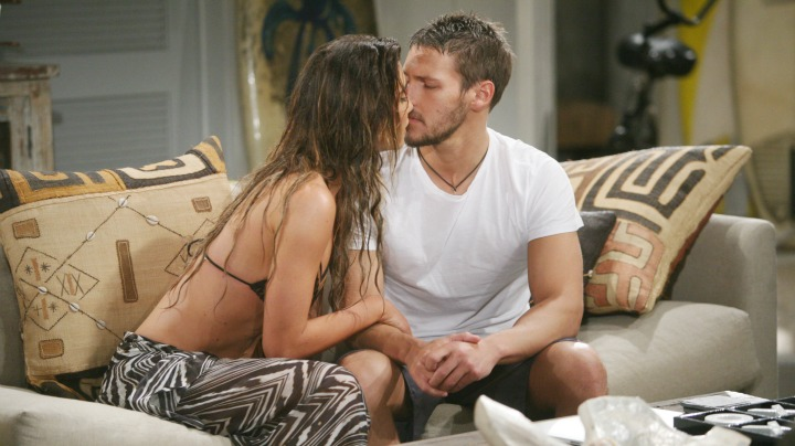 Steffy and Liam found their way back to each other.
