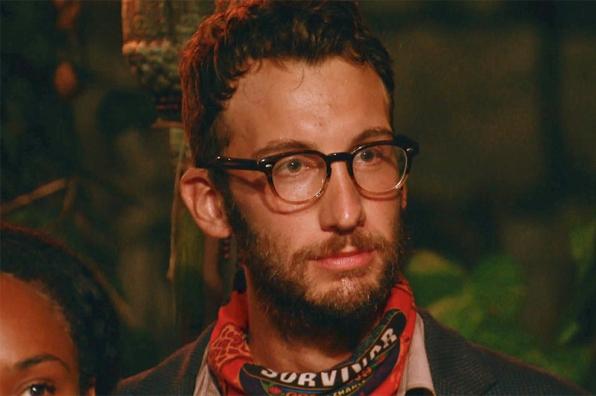 Stephen Fishbach from Survivor: Second Chances (Season 31)