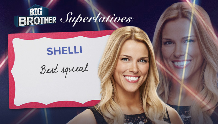 Shelli - Best squeal