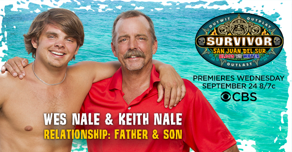 Wes and Keith Nale