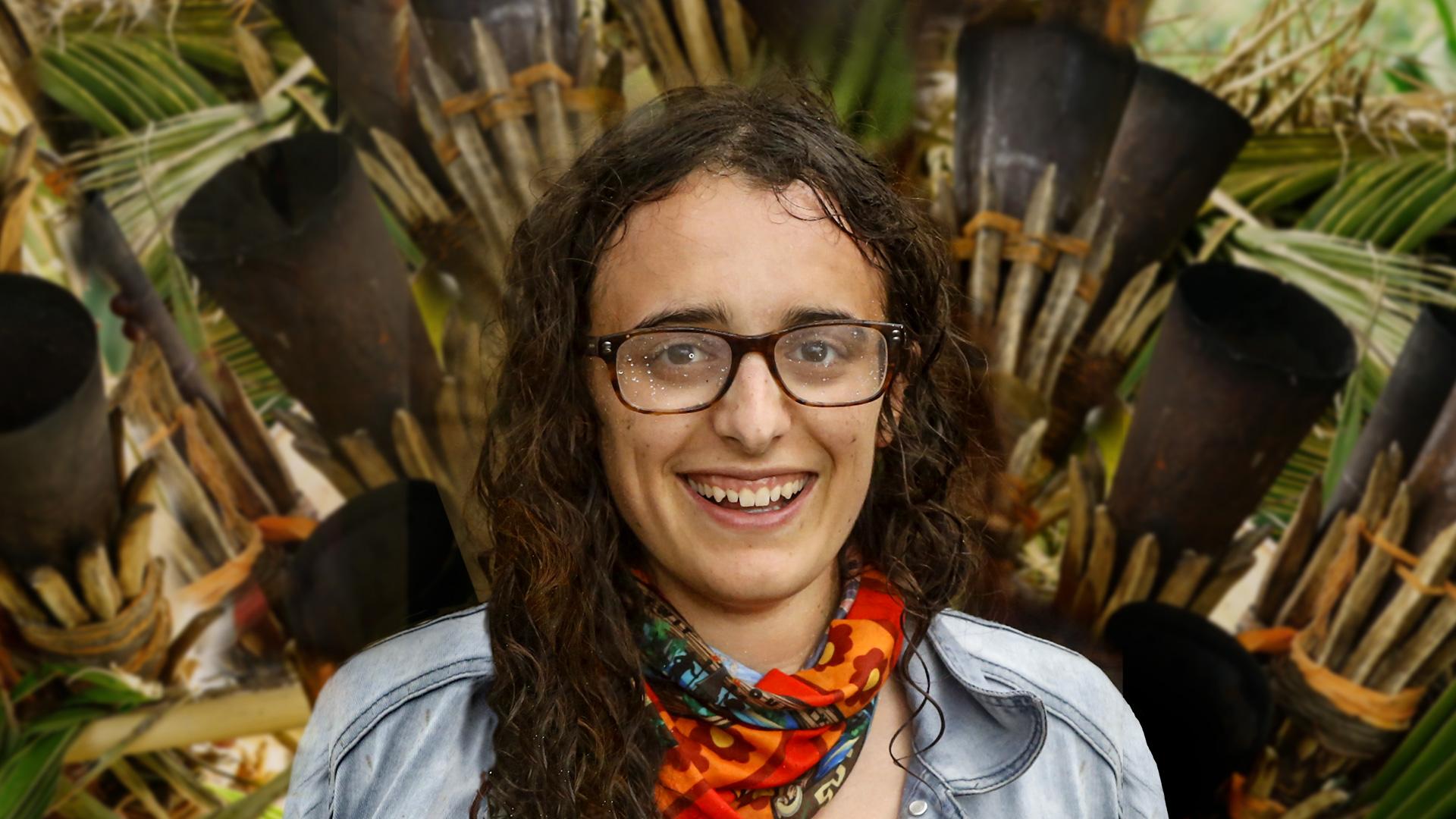 Hannah Shapiro on Tribe Vanua (Millennials)