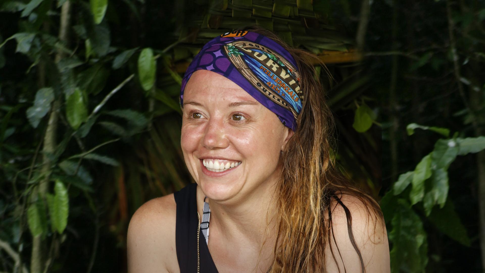 Jessica Lewis on Tribe Takali (Gen X)