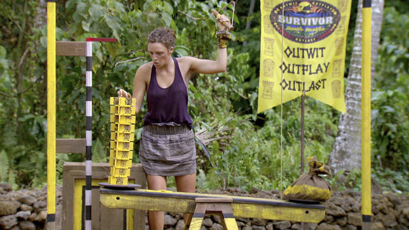 Sophie Clarke - Survivor: South Pacific