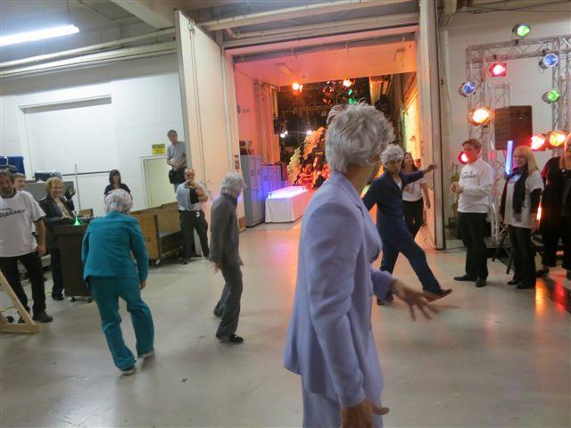 Dancing Flannerys