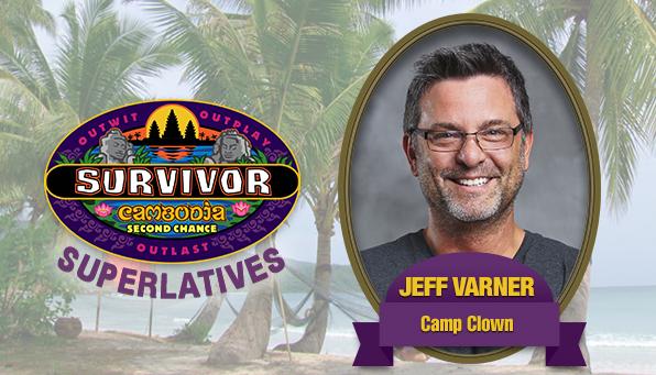 Jeff Varner - Camp Clown