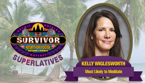 Kelly Wiglesworth - Most Likely to Meditate
