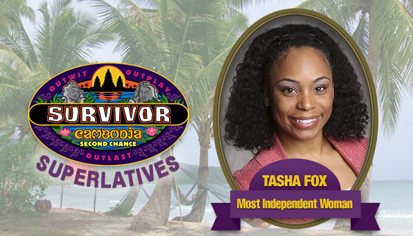 Tasha Fox - Most Independent Woman