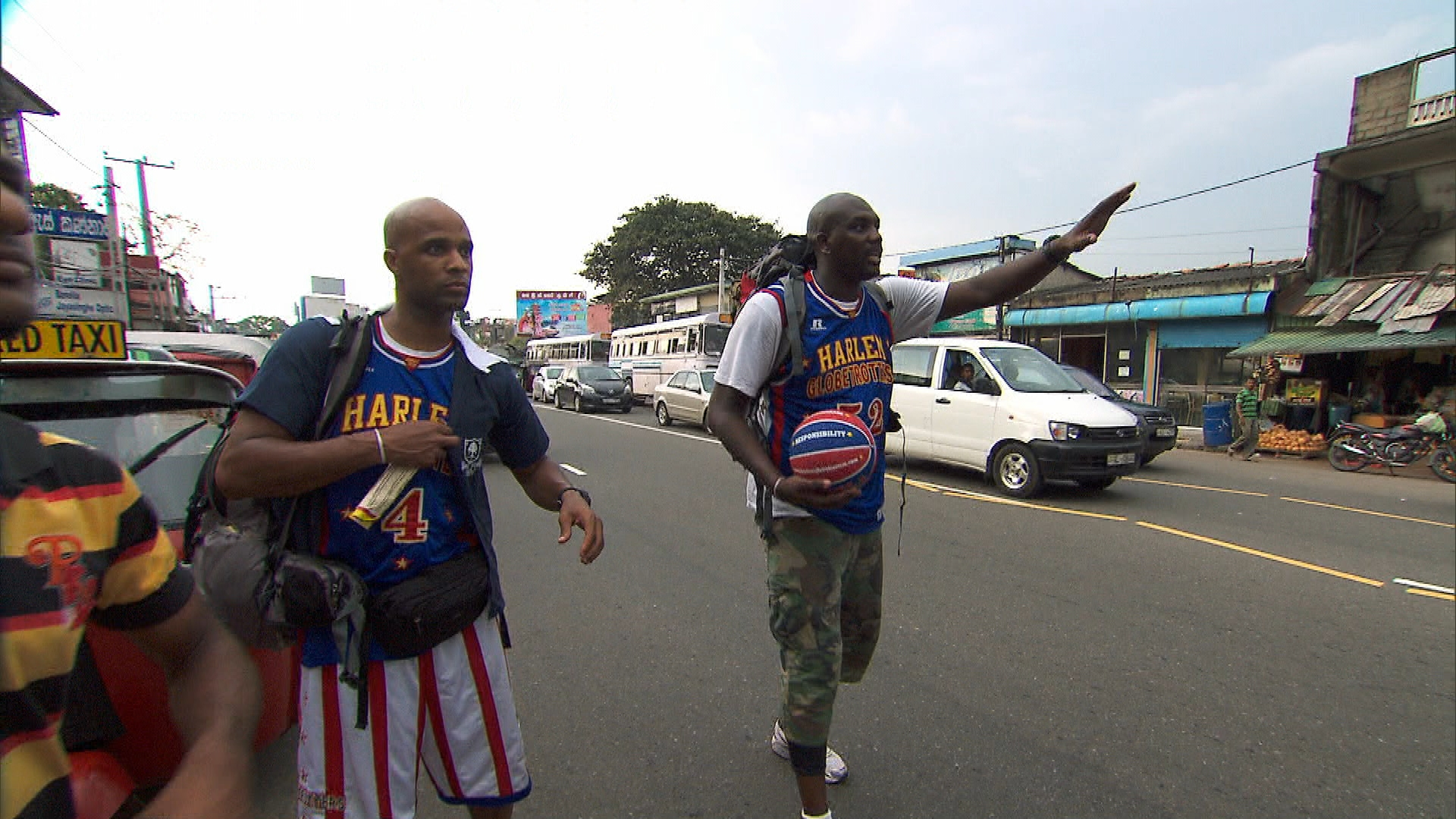Harlem Globetrotters in Season 24 Episode 5