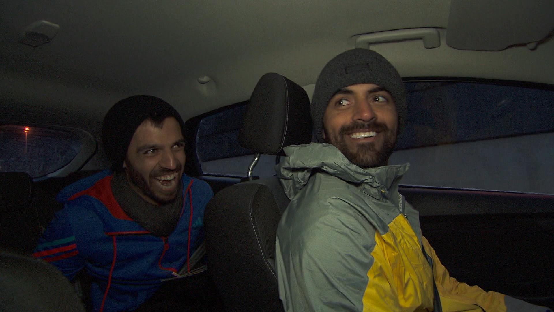 Leo and Jamal in Season 24 Episode 9