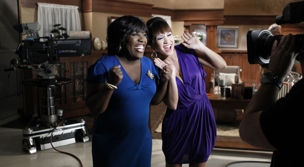 Sheryl Underwood & Diana DeGarmo on