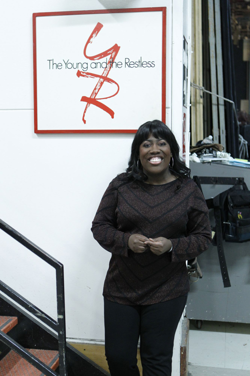 Sheryl Underwood Returns to
