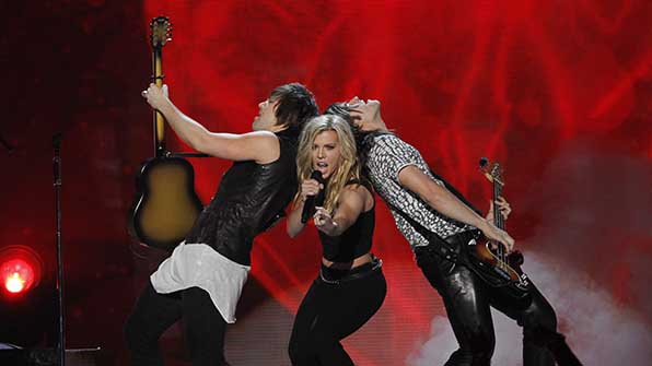Reid Perry and Neil Perry (The Band Perry)