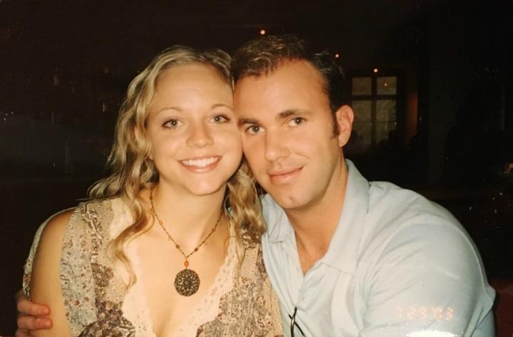 Let's Make a Deal's Tiffany Coyne and husband Chris Coyne