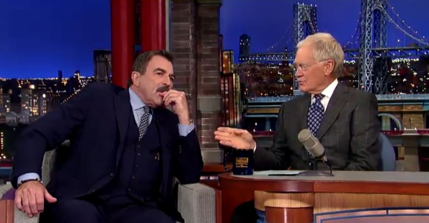 3. Tom Selleck thinks Florence Henderson is a babe.